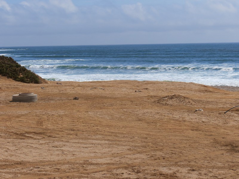 Beach View Erf - For Sale - Henties Bay